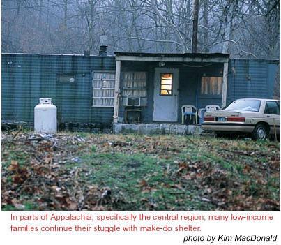 Appalachia Homes